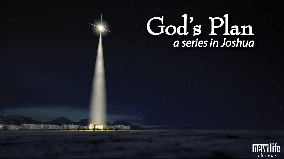 God's Plan - a series in Joshua