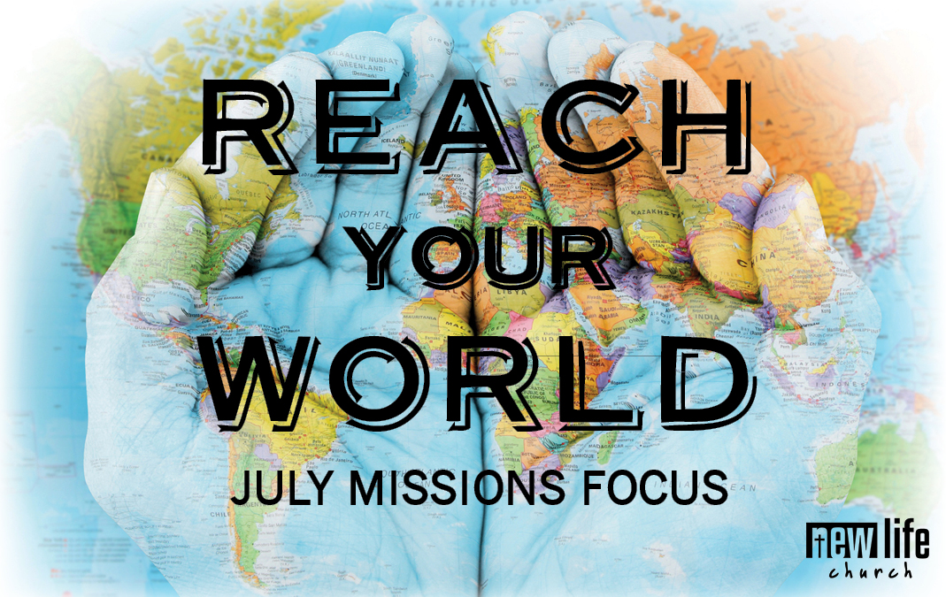 On Mission - Here, Near and Far