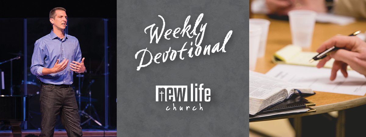 Weekly Devotionals}
