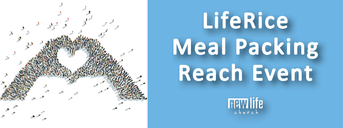 LifeRice Meal Packing Reach Event